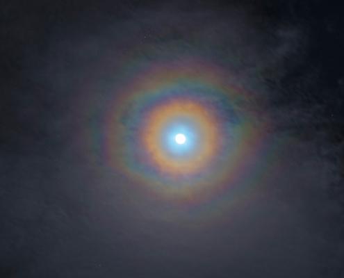 Pluricorona Lunare