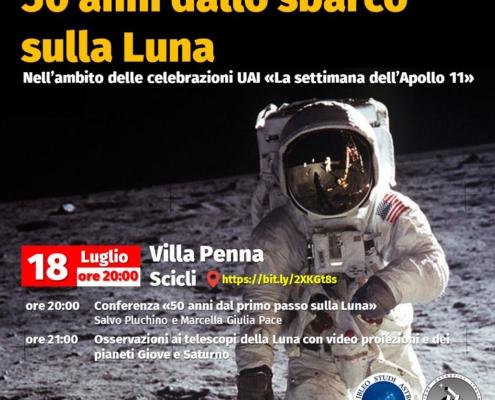 50 anni sbarco luna 2